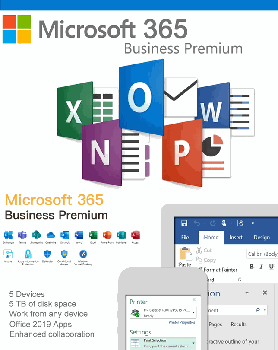 Business Premium (Antispam & Backup Pro)