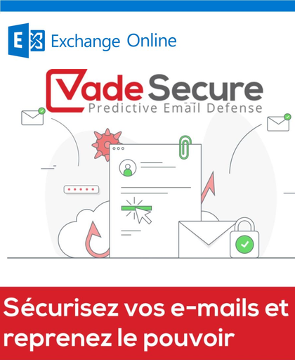 Vade Secure Antispam pour Office 365